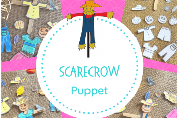 Scarecrow Puppets