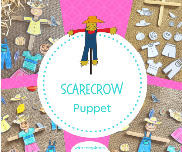 Scarecrow puppets FB