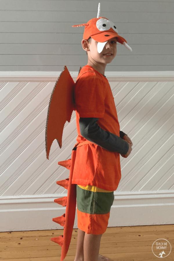 Cute Zog costume