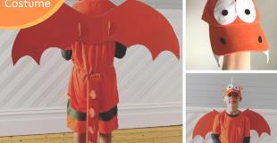 DIY Zog Costume