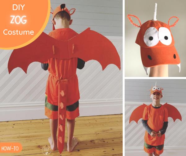 Zog costume FB